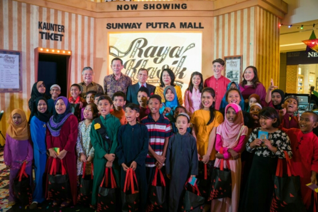 'KLASIK RAYA' AT SUNWAY PUTRA MALL