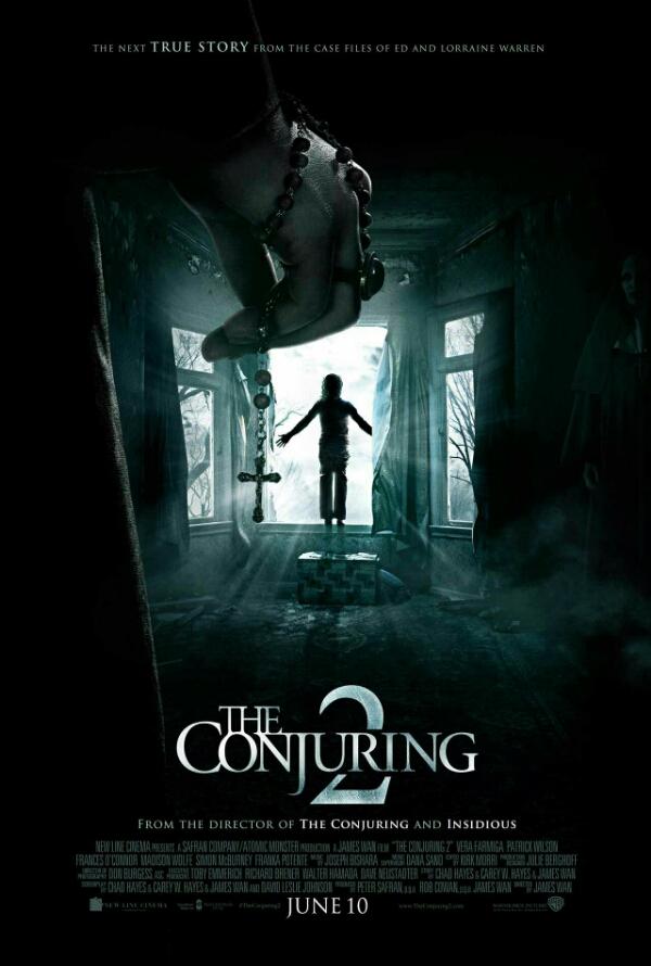 Ulasan filem: THE CONJURING 2