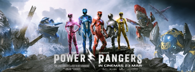 Explosions in the Angel Grove, a very deeply post rock rooted Power Rangers movie : sebuah ulasan